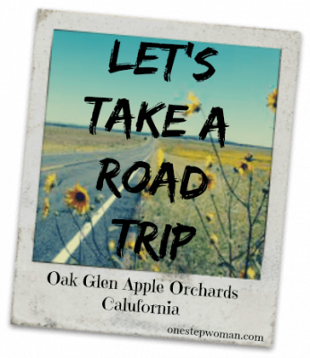 Oak Glen | One Step Woman