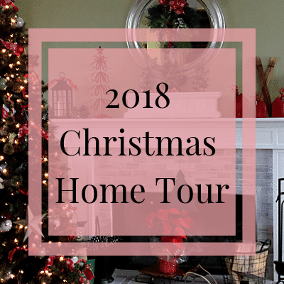 2018 Christmas Home Tour | One Step Woman