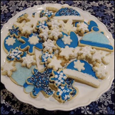 How To Make Glazed Sugar Cookies