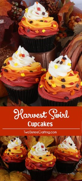 Harvest-Thanksgiving-Swirl-Cupcakes