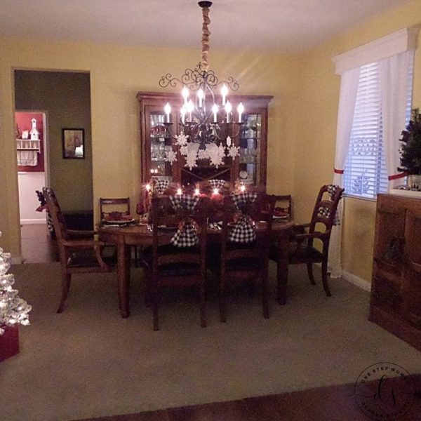 Dining Room | One Step Woman