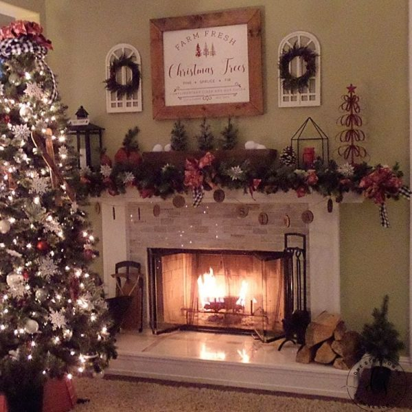 Family Room | One Step Woman