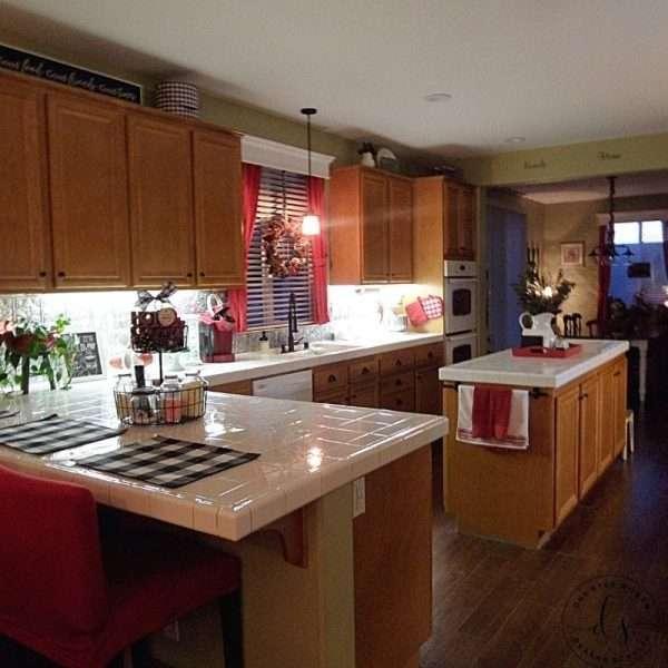 Kitchen | One Step Woman